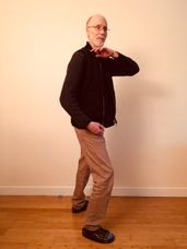 Brian Sutherland, expert in CFQ QI Gong